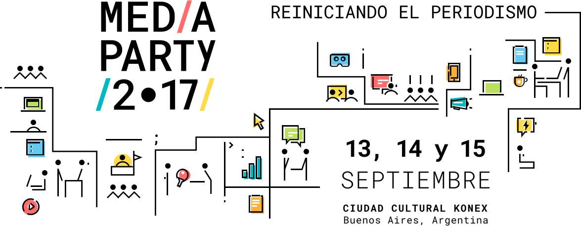 13, 14 y 15-09 Media Party