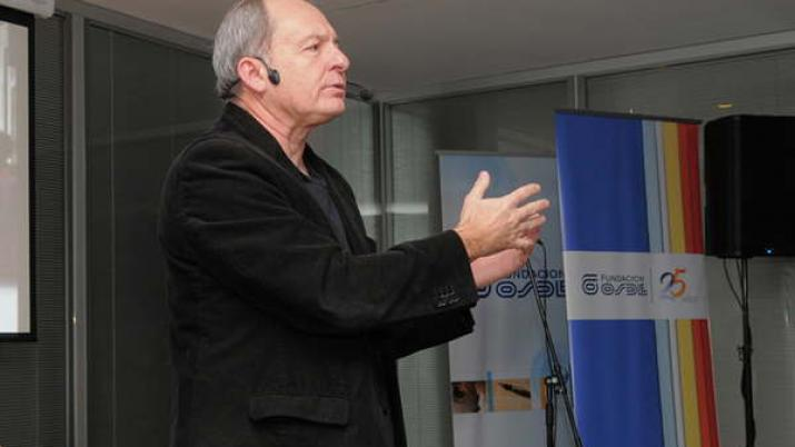Sergio Elguezabal en Santiago del Estero2