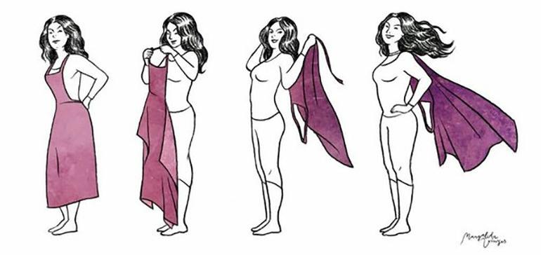 Nota: La bailarina norteamericana Isadora Duncan llegó a Buenos Aires en 1916 durante las celebraciones del centenario de la independencia. Tras un par de presentaciones formales, una noche bailó desnuda en un café de la ciudad. Pusieron las estrofas del himno, alguien le alcanzó una bandera argentina y danzó por la libertad. Sin nada abajo y con el paño envolviéndola por mitades.